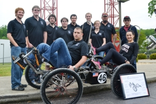 SIU team competes in NASA competition